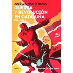 Guerra y revolución en Cataluña1936-1939