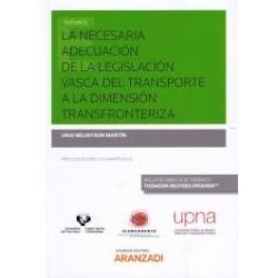 La necesaria adecuación de la legislación vasca del transporte a la dimensión transfronteriza