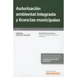 Autorización ambiental integrada y licencias municipales