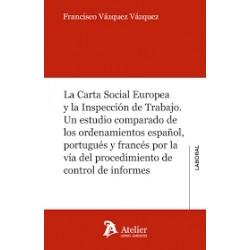 La Carta Social Europea y la Inspección de Trabajo