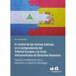 El control de las normas internas en la jurisprudencia del Tribunal Europeo y la Corte Interamericana de Derechos Humanos
