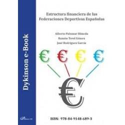 Estructura financiera de las Federaciones Deportivas Españolas