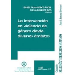 La intervención en violencia de género desde diversos ámbitos