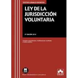 Ley de la jurisdicción voluntaria