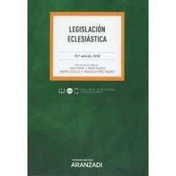 Legislación eclesiástica