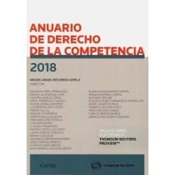 Anuario de Derecho de la Competencia 2018