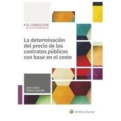 La determinación del precio de los contratos públicos con base en el coste