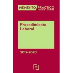 Memento Práctico Procedimiento Laboral 2019-2020