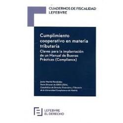 Cumplimiento cooperativo en materia tributaria