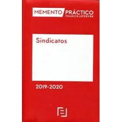 Memento Sindicatos 2019-2020