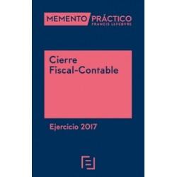 Memento práctico Cierre fiscal-contable. Ejercicio 2018