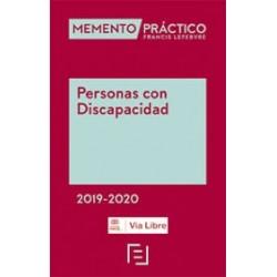 Memento Personas con Discapacidad 2019-2020