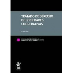 Tratado de derecho de sociedades cooperativas