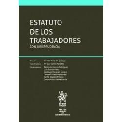 Estatuto de los Trabajadores con Jurisprudencia 2019