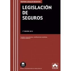 Legislación de Seguros 2019