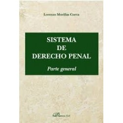 Sistema de derecho penal. Parte general