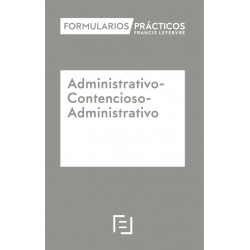 Formularios Prácticos Administrativo-Contencioso Administrativo. Soporte Internet