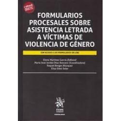 Formularios Procesales Sobre Asistencia Letrada a Víctimas de Violencia de Género