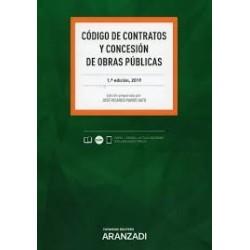Código de Contratos y Concesión de Obras Públicas