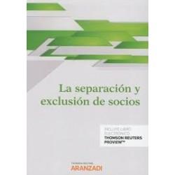 La separación y exclusión de socios