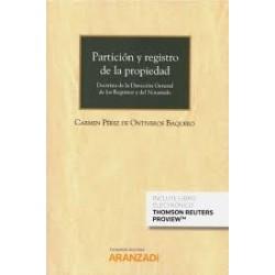 Partición y registro de la propiedad