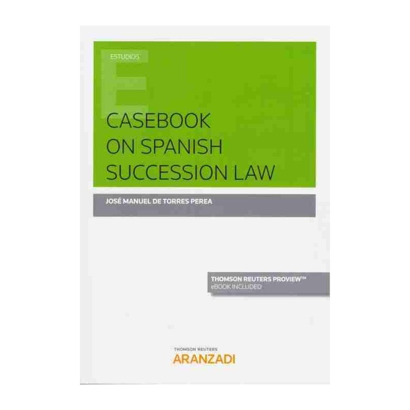 Casebook on Spanish Succession Law