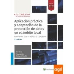 Aplicación práctica y adaptación de la protección de datos en el ámbito local