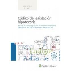 Código de legislación hipotecaria