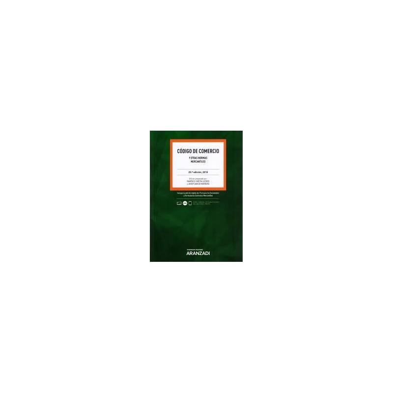 Código de Comercio y otras normas mercantiles