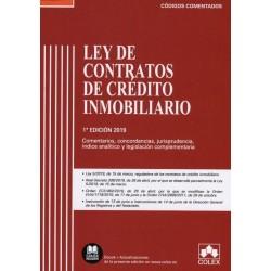 Ley de contratos de crédito inmobiliario