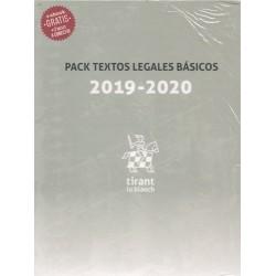Pack Textos Legales Básicos