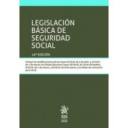 Legislación básica de Seguridad Social