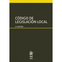 Código de Legislación Local