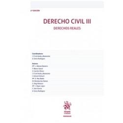 Derecho Civil III. Derechos Reales