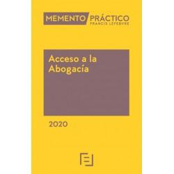 Memento Práctico Acceso a la Abogacía 2020