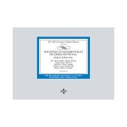 Nociones fundamentales de Derecho Penal. Volumen II. Parte especial