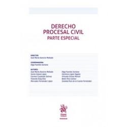 Derecho Procesal Civil. Parte Especial