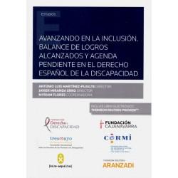 Avanzando en la inclusión. Balance de logros alcanzados y agenda pendiente en el derecho español de la discapacidad