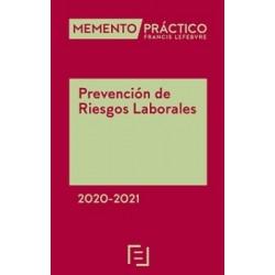 Memento Prevención Riesgos Laborales 2020-2021