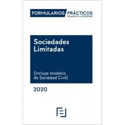 Formularios Prácticos Sociedades Limitadas 2020 (papel+Internet)