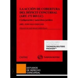 La Acción de cobertura del déficit concursal (art. 172 bis LC) (Papel + e-book)