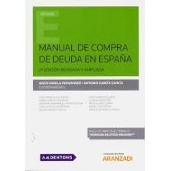 Manual de compra de deuda en España
