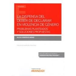 La dispensa del deber de declarar en violencia de género