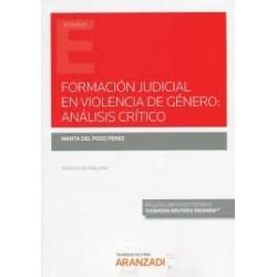 Formación judicial en violencia de género