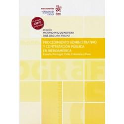 Procedimiento Administrativo y Contratación Pública en Iberoamérica