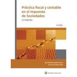 Práctica fiscal y contable en el impuesto de sociedades