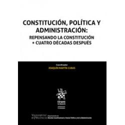 Constitución, política y administración