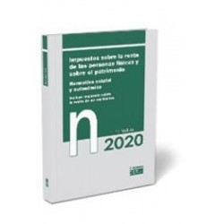 Impuestos sobre la renta de las personas físicas y sobre el patrimonio. Edición 2020