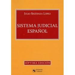 Sistema judicial español. Edición 2020