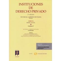 Instituciones de derecho privado. Tomo VI. Mercantil. Vol. 2º